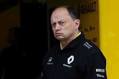 瓦塞尔离开雷诺F1车队