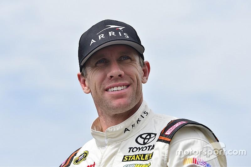 Analyse: Wieso hört NASCAR-Superstar Carl Edwards auf?