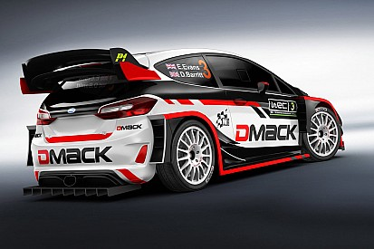 Bildergalerie: WRC-Designpräsentation DMACK-Team