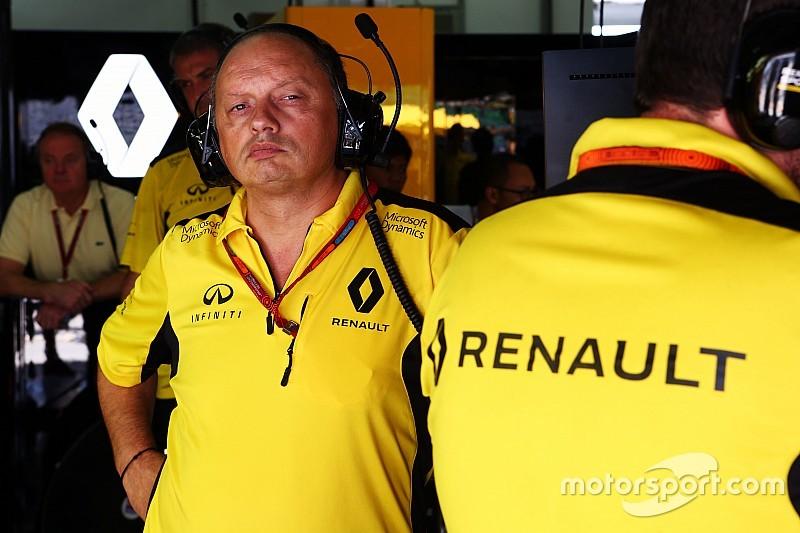 """Vasseur quitte Renault: """"Deux visions différentes, ça ralentit l'équipe"""""""