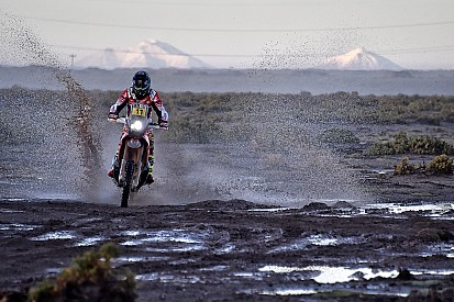 """Barreda haalt uit: """"Dit is een afgezwakte editie van de Dakar Rally"""""""
