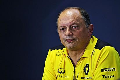 Team principal Vasseur tinggalkan Renault