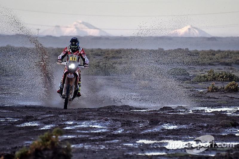 Dakar 2017: Teilnehmer stellt Etappenabsage in Frage