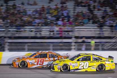 """Kenseth: """"I know very little"""" about Edwards retirement"""