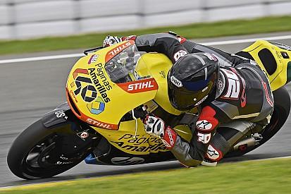 Quartararo prêt à jouer le titre de Rookie de l'année en Moto2