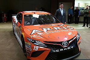 NASCAR Cup Noticias de última hora Daniel Suárez oficializa su llegada a la máxima división de NASCAR
