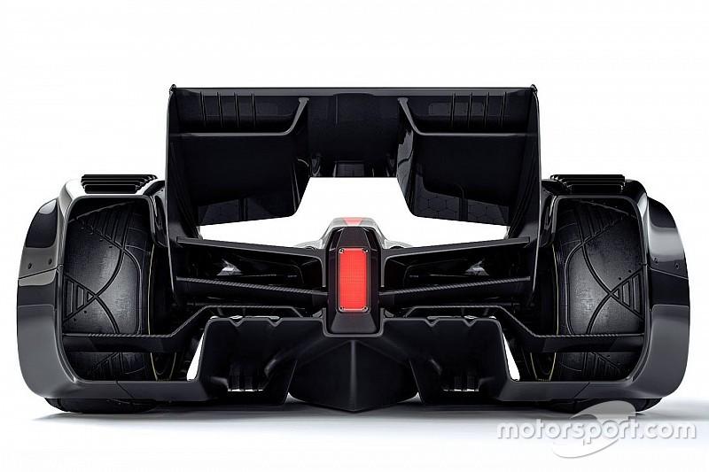 Galería: así ven los equipos el futuro de la F1