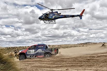 El Dakar volverá a la normalidad camino de San Juan