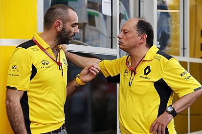 【F1】ルノー離脱のバスール「首脳陣との意見の相違が辞任の理由」