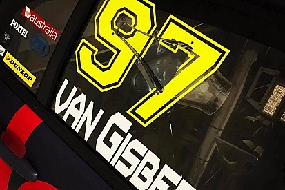 Supercars-Champion Shane van Gisbergen verzichtet auf Startnummer 1