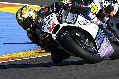 Abraham comemora retorno à MotoGP após um ano
