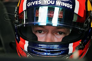 F1 Noticias de última hora Kvyat, decidido a volver a su mejor nivel en 2017