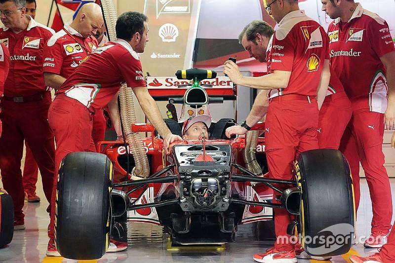 """Marchionne - Ferrari """"travaille sans relâche"""" à Maranello"""