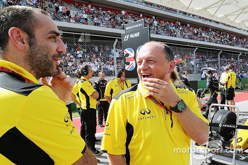 Renault no sustituirá a Vasseur
