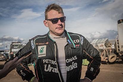"""Dakar, De Rooy: """"Se si torna in Bolivia nel 2018, ci saranno problemi!"""""""