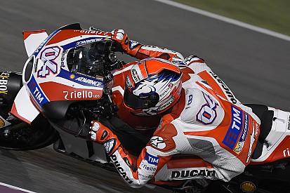 Ducati: não há pressão para vencer GP do Catar