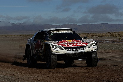 Dakar, Auto, Tappa 10: poker di Loeb. La vittoria finale è vicina!