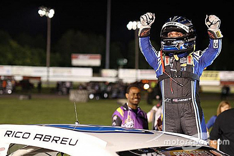 """Rico Abreu: """"My goals are to run the Daytona 500 and the Indianapolis 500"""""""