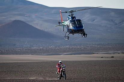 Farrés se cuela en el podio a dos días del final del Dakar