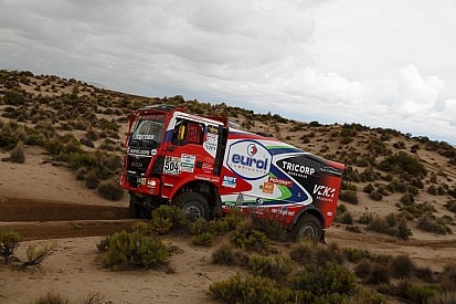 Stacey ontvangt excuses van Dakar-organisatie en is terug in de race