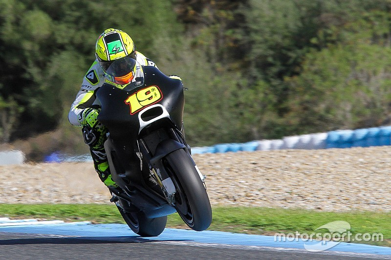 "Bautista - La Ducati GP16, ""une moto avec beaucoup de potentiel"""