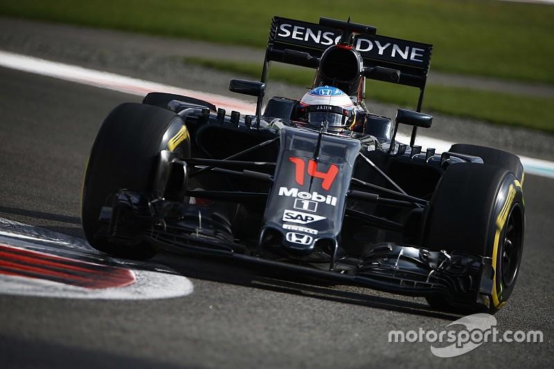 McLaren нацелилась на место в первой тройке в 2017 году