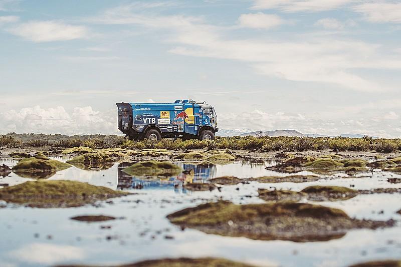 Dakar 2017, 10. Etap: Nikolaev, Sotnikovu geçerek liderliği aldı