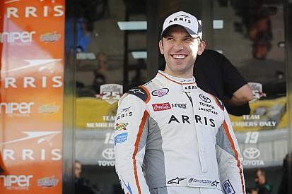 Daniel Suárez no quiere ser del montón en NASCAR