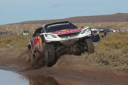 Dakar, Auto, Tappa 11: vince Loeb. Peterhansel vede il successo finale