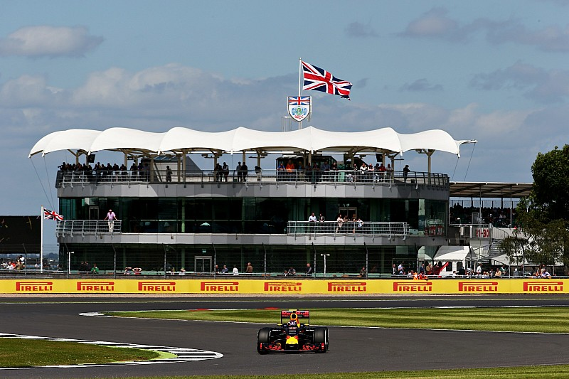 Silverstone en discussion avec le gouvernement britannique