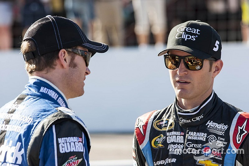 Dale Jr. and Kasey Kahne to make Xfinity Series appearances in 2017