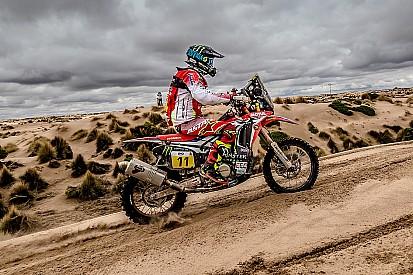 Dakar, Moto, rettifica dei commissari: a vincere la Tappa 11 è Barreda!