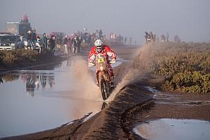 Dakar Noticias Farrés acaricia el podio tras la sanción a Van Beveren