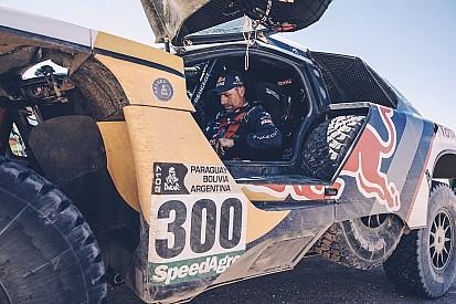 Los ganadores del Dakar en Coches
