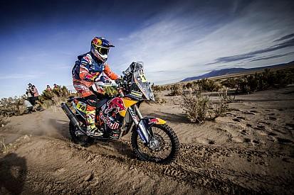 Los ganadores del Dakar en Motos