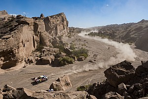 Дакар Отчет об этапе Леб выиграл 11-й этап Ралли Дакар, Петерансель сохранил лидерство