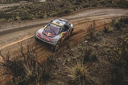 "Dakar, Peterhansel: ""Favoriti dalla foratura di Loeb, ma è lotta vera"""