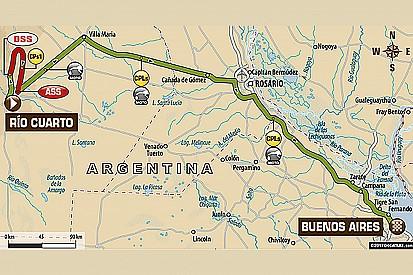Dakar: l'ultima passerella verso Buenos Aires attende la carovana