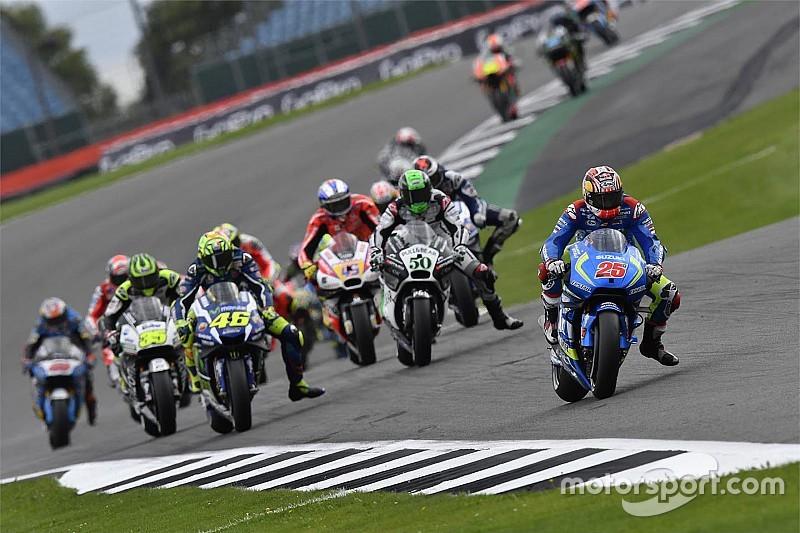 【MotoGP】BRDC会長「シルバーストンは2輪のサーキットだ」