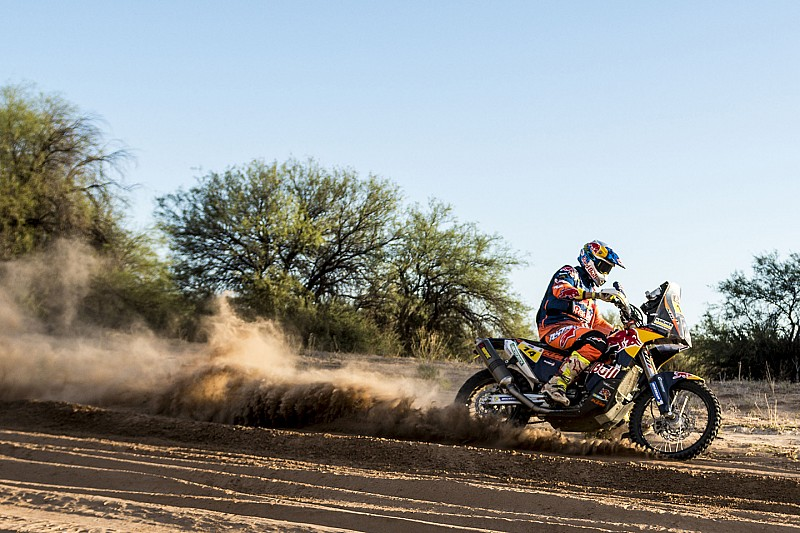 Reli Dakar Stage 12: Sunderland rebut titel kategori motor