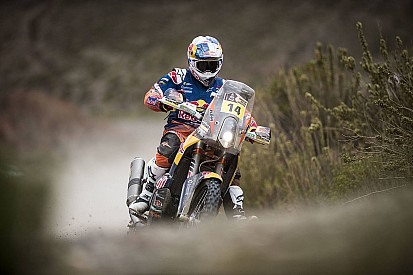 Dakar, Moto: l'edizione 2017 è di Sam Sunderland e della KTM