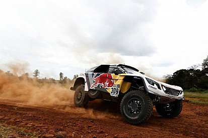 Loeb gana la etapa y Peterhansel su 13º Dakar