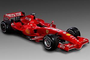 F1 Artículo especial Galería: hace 10 años Ferrari presentaba el F2007
