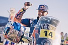Sunderland, el ganador que solo terminó un Dakar
