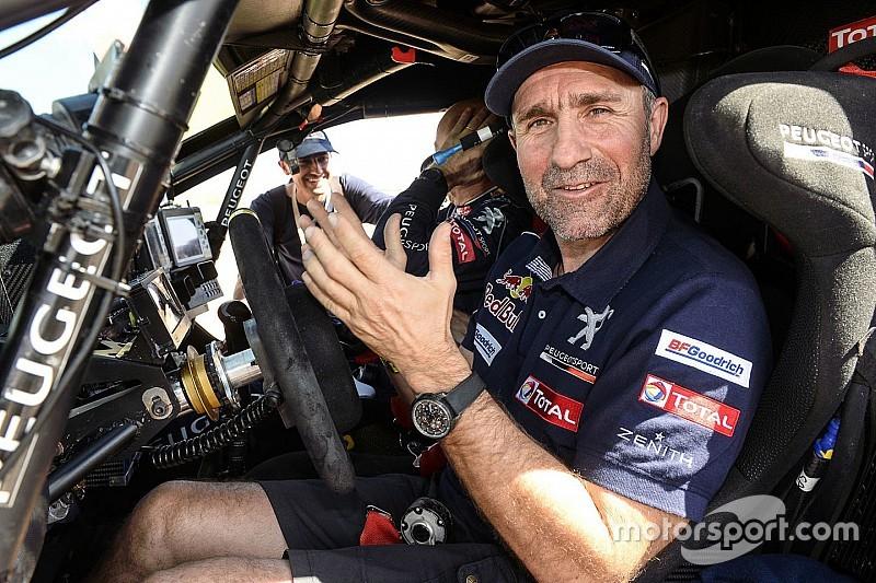 """Dakar-Sieger Stephane Peterhansel: """"Der beste Fahrer hat gewonnen"""""""
