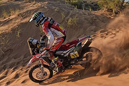 Dakar: Barreda si sente un po' il vincitore morale tra le moto