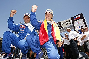 Todos los ganadores del Dakar en coches