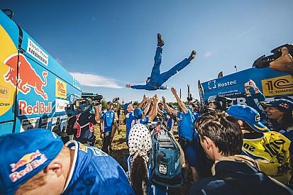 Camiones: Nikolaev gana con el Kamaz; De Rooy tercero