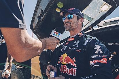 """Dakar, Loeb: """"Felice per la Peugeot, ma avrei preferito vincere"""""""