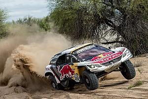 Dakar Etap raporu Dakar 2017, 12. Etap: Peterhansel kazandı, Peugeot 1-2-3 oldu